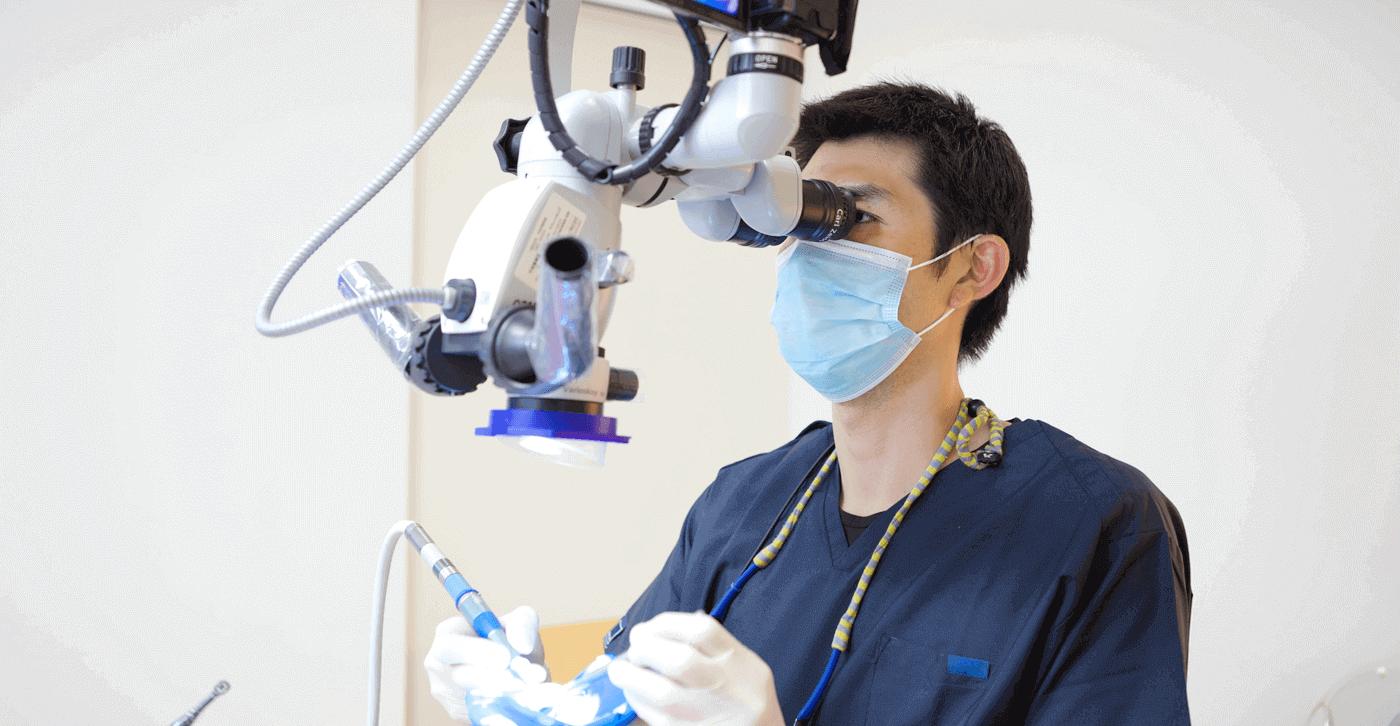 大塚歯科:マイクロスコープ